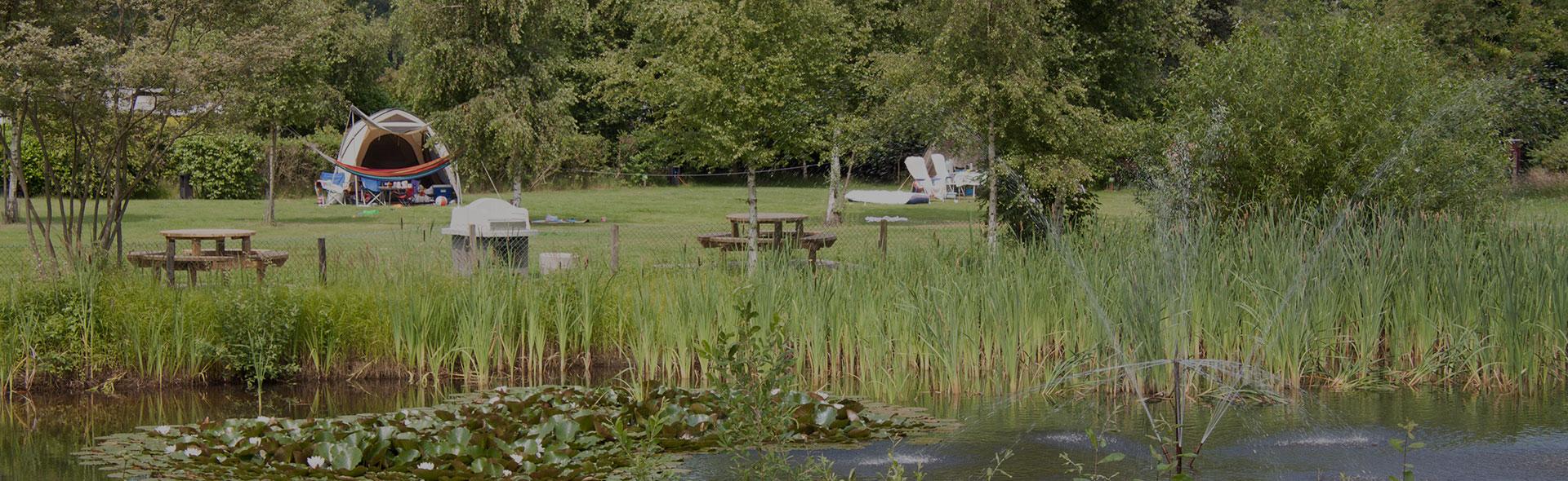 Camping 't Vinkel - Naturistenvereniging Hertogstad